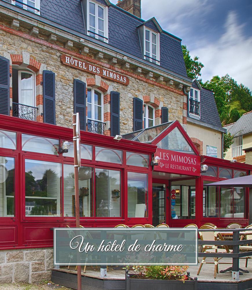 Hotel de charme Pont-Aven
