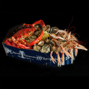 Plateau Fruits de Mer - Capitaine