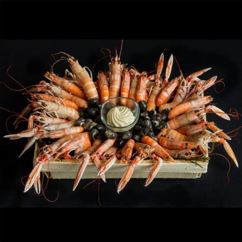 Plateau Fruits de Mer - Moussaillon